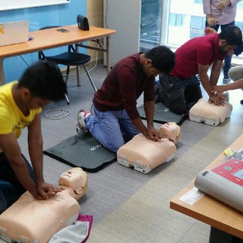 베데스다병원 외국인 노동자의 집 교육